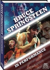Cover Bruce Springsteen - In Performance [DVD]